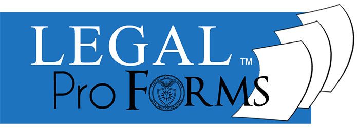 Legal Pro Forms